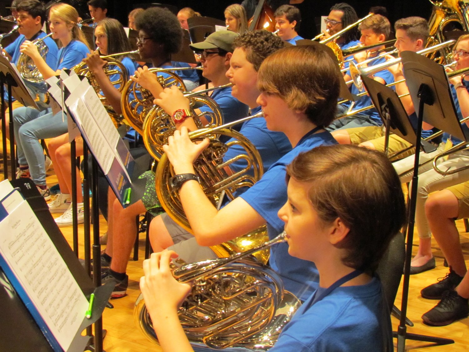 10 Bandroom Tips – For New Band Directors