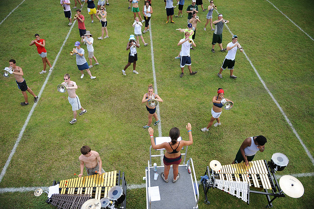 18 LESSONS MARCHING BAND TEACHES OUR KIDS: A PARENT'S PERSPECTIVE