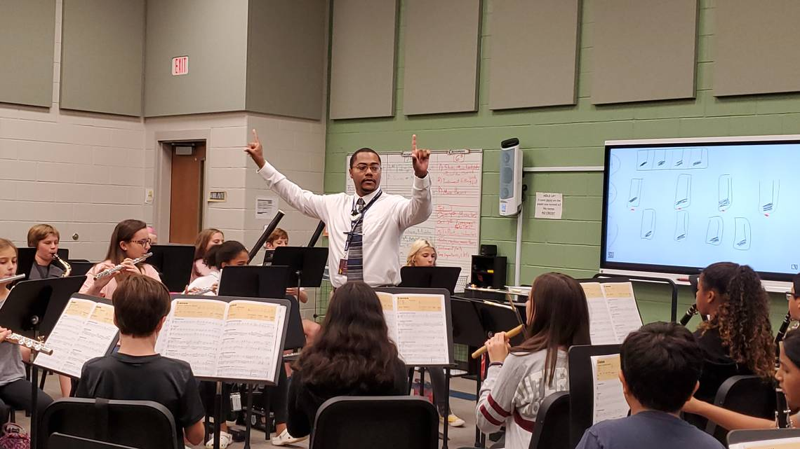 """Developing Musicians or Directing the Band?"" 6 Survival Tactics for the Middle School Band Director"