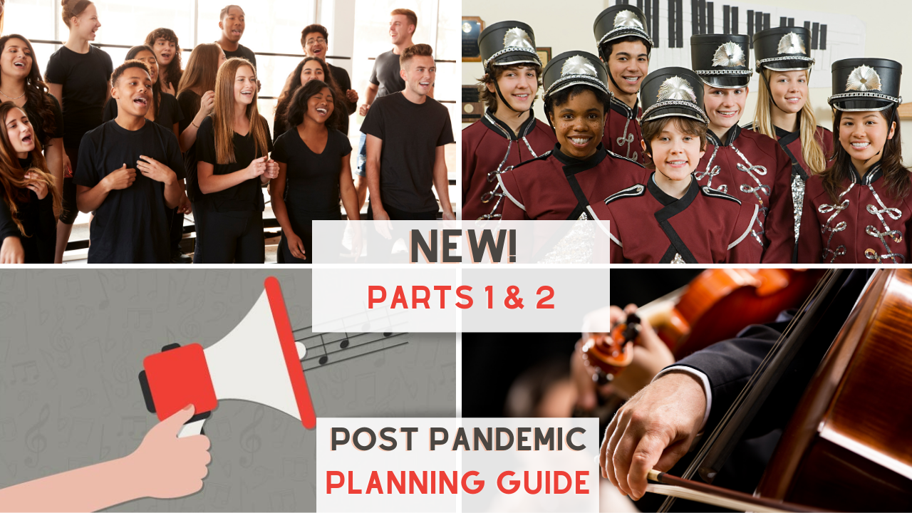 NEW: Parts 1 AND 2 -Post-Pandemic Planning Guide: Minimizing Risk, Community Involvement, and Recruiting